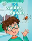Oxford Read and Imagine Early Starter: Spider, Spider cover