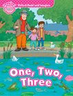 Oxford Read and Imagine Starter: One, Two, Three cover