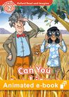 Oxford Read and Imagine Level 2: Can You See Lions? animated e-book cover