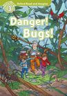 Oxford Read and Imagine Level 3: Danger! Bugs! cover