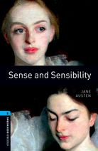 Oxford Bookworms Library Level 5: Sense and Sensibility cover