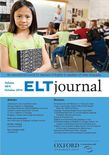 ELT Journal cover