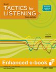 Tactics for Listening Basic e-book - buy codes for institutions cover