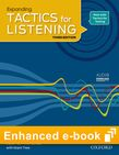 Tactics for Listening Expanding e-book - buy codes for institutions cover