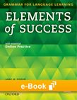 Elements of Success 2 e-book cover