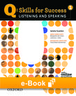 Q Skills for Success Level 1 Listening & Speaking e-book - buy codes for institutions cover