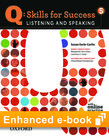Q Skills for Success Listening and Speaking 5 e-book with Online Practice - buy codes for institutions cover