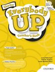 Everybody Up Starter Teacher's Book with Test Center CD-ROM cover