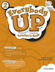 Everybody Up 2 Teacher's Book with Test Center CD-ROM cover