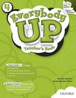Everybody Up 4 Teacher's Book with Test Center CD-ROM cover