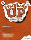 Everybody Up 5 Teacher's Book with Test Center CD-ROM cover