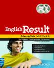 English Result Intermediate Multipack A cover