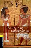 Oxford Bookworms Library Level 1: The Boy-King Tutankhamun cover
