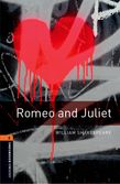 Oxford Bookworms Library Level 2: Romeo and Juliet Playscript cover