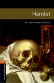 Oxford Bookworms Library Level 2: Hamlet Playscript cover
