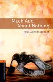 Oxford Bookworms Library Level 2: Much Ado about Nothing  Playscript cover