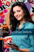 Oxford Bookworms Library Level 2: The Summer Intern cover
