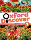 Oxford Discover 1 Student's Book Cover