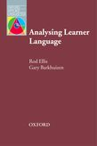 Analysing Learner Language cover