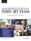 Oxford Preparation Course for the TOEFL iBT™ Exam Student's Book Pack with Audio CDs and website access code cover