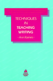 Techniques in Teaching Writing cover