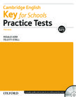 Key for Schools Practice Tests with Key Pack cover