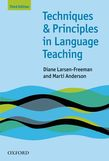 Techniques and Principles in Language Teaching e-book cover