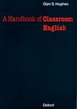 A Handbook of Classroom English e-Book for Kindle cover