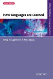 How Languages are Learned Fourth Edition e-Book for Kindle cover