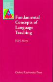 Fundamental Concepts of Language Teaching cover