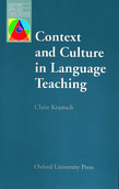 Context and Culture in Language Teaching cover