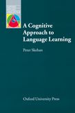 A Cognitive Approach to Language Learning cover