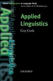 Applied Linguistics cover