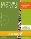 Lecture Ready Second Edition 2 e-book - buy codes for institutions cover