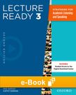 Lecture Ready Second Edition 3 e-book - buy codes for institutions cover