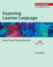 Exploring Learner Language cover