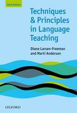 Techniques and Principles in Language Teaching (Third Edition) cover