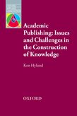 Academic Publishing: Issues and Challenges in the Construction of Knowledge e-Book cover