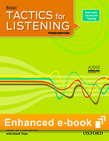 Tactics for Listening Basic e-book - buy in-App cover