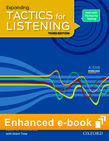 Tactics for Listening Expanding e-book - buy in-App cover
