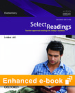 Select Readings Elementary e-book - buy in-App cover