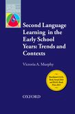 Second Language Learning in the Early School Years: Trends and Contexts e-Book for Kindle cover