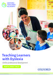 Teaching Learners with Dyslexia Cover