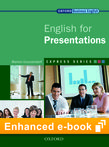 Express Series English for Presentations e-book - buy codes for institutions cover