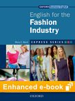 Express Series English for the Fashion Industry e-book - buy codes for institutions cover