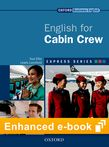 Express Series English for Cabin Crew e-book - buy codes for institutions cover