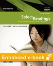 Select Readings Intermediate e-book - buy codes for institutions cover