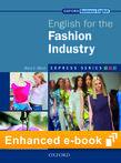 Express Series English for the Fashion Industry e-book - buy in-App cover