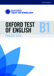 Oxford Test of English B1 Practice Tests answer keys and audioscripts cover