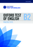 Oxford Test of English B2 Practice Tests answer keys and audioscripts cover
